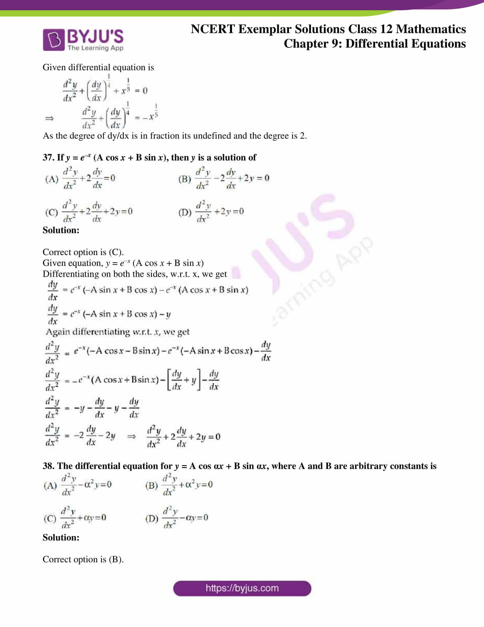 ncert exemplar sol class 12 mathematics ch 9 23