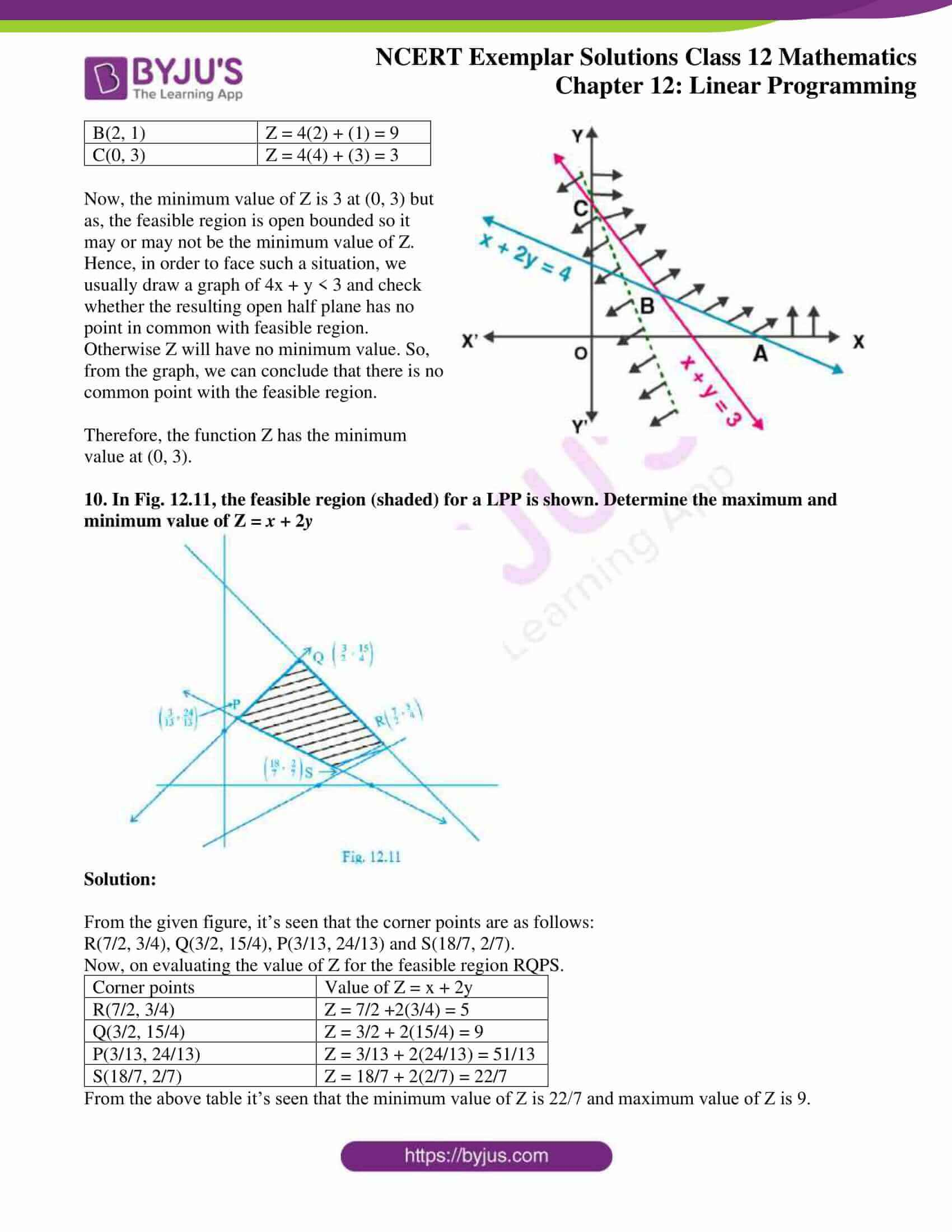 ncert exemplar sol class 12 mathematics chapter 12 06