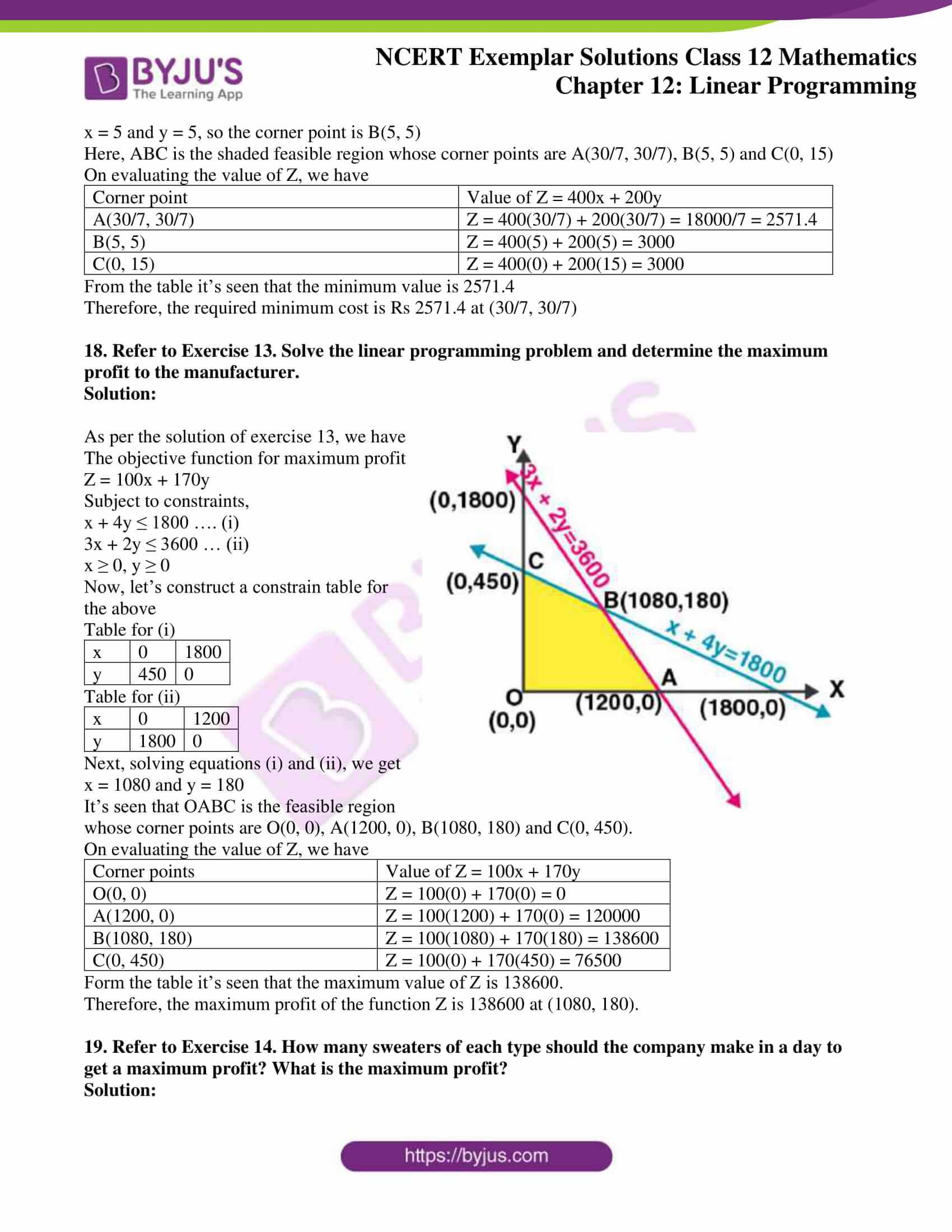 ncert exemplar sol class 12 mathematics chapter 12 11