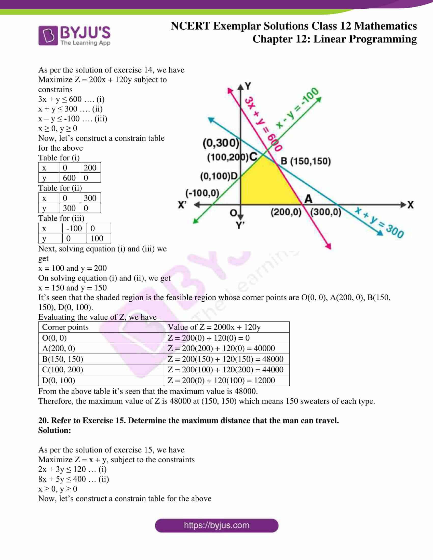 ncert exemplar sol class 12 mathematics chapter 12 12