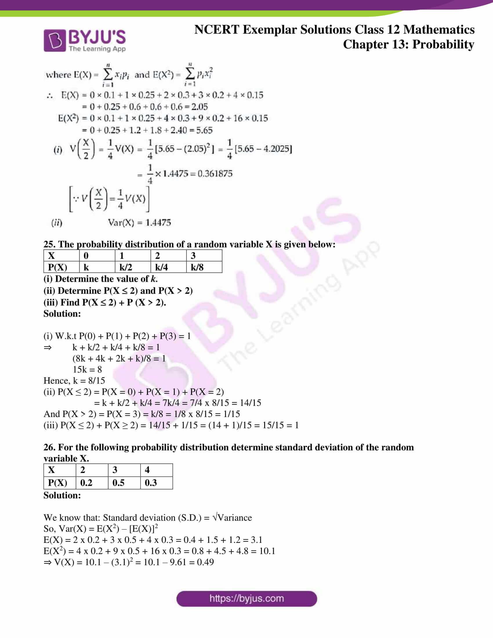 ncert exemplar sol class 12 mathematics chapter 13 10
