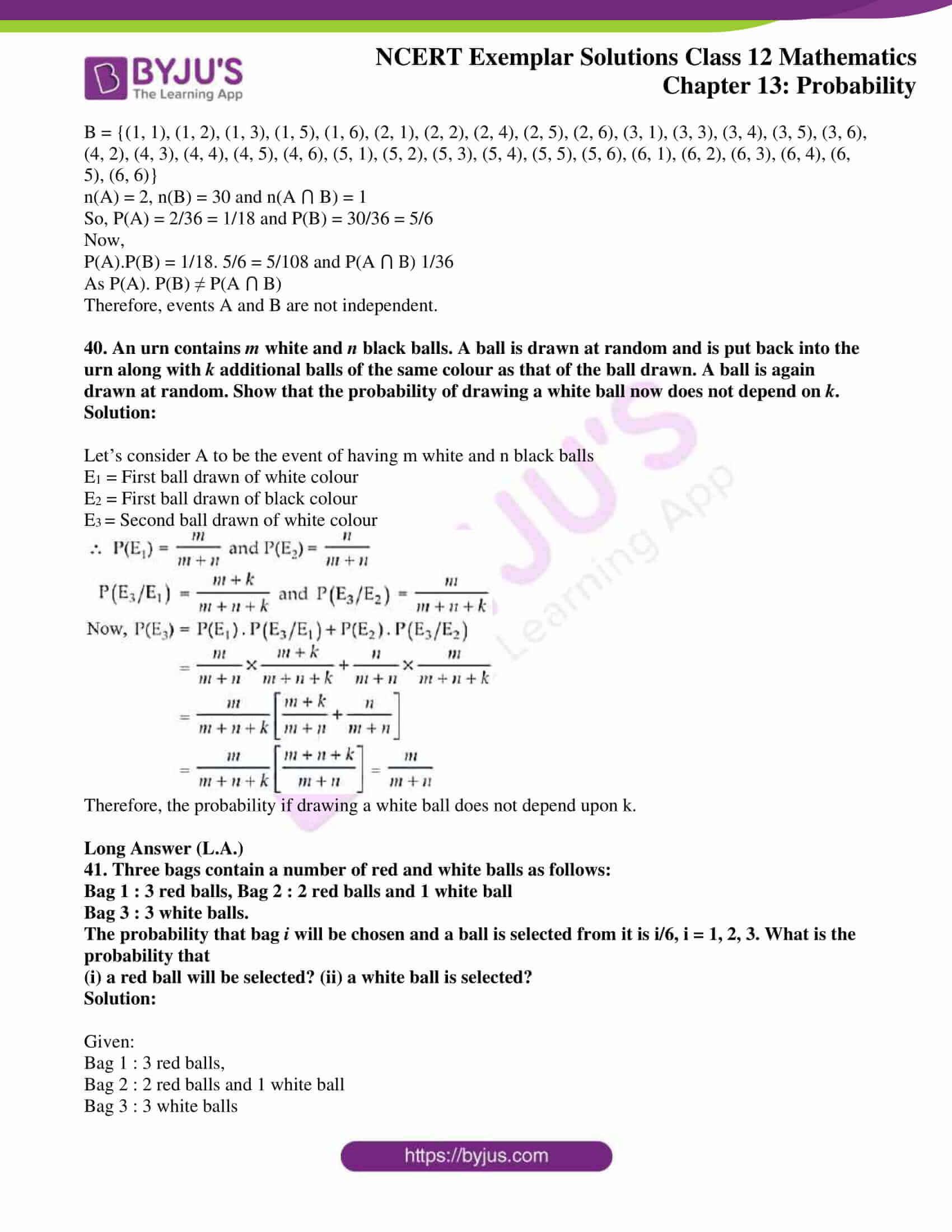 ncert exemplar sol class 12 mathematics chapter 13 17
