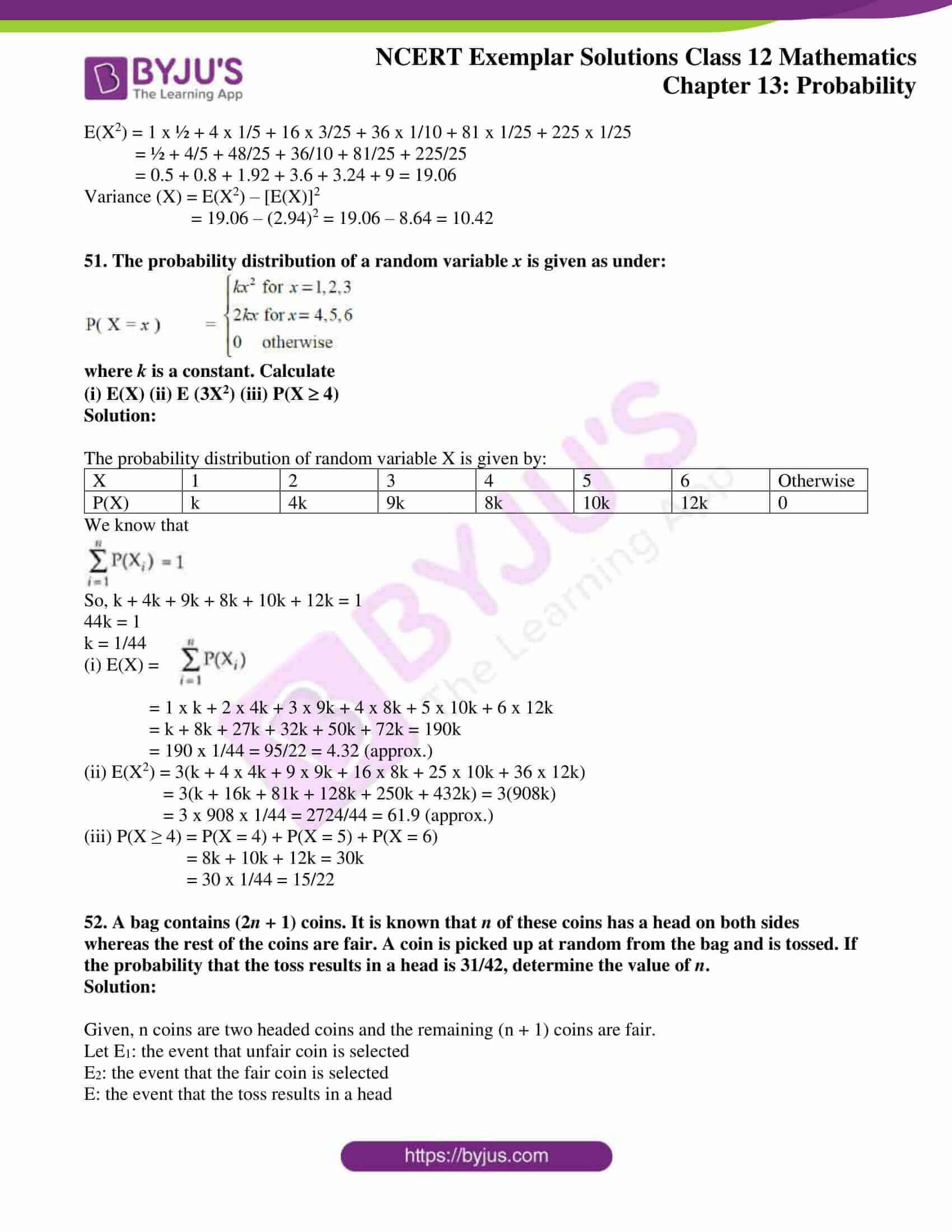 ncert exemplar sol class 12 mathematics chapter 13 24