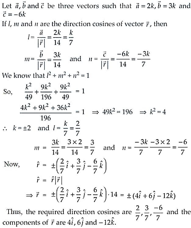 NCERT Exemplar Solutions Class 12 Mathematics Chapter 10 - 20