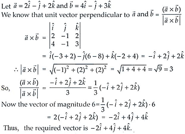 NCERT Exemplar Solutions Class 12 Mathematics Chapter 10 - 24