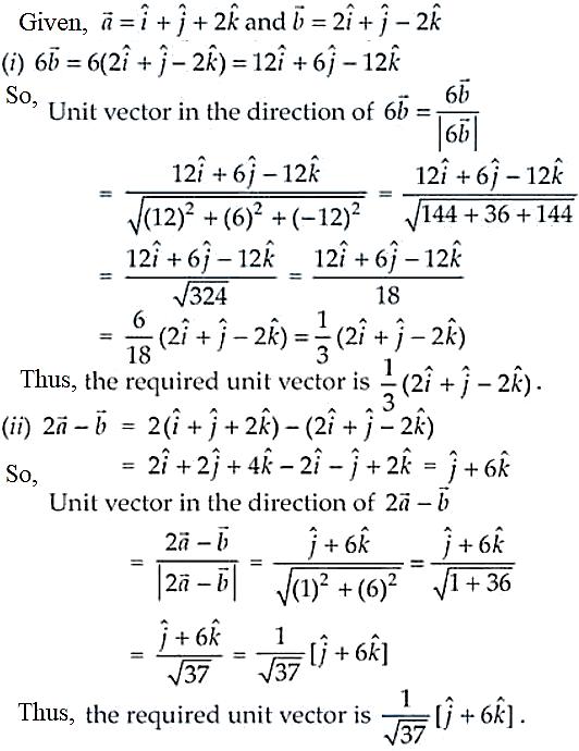 NCERT Exemplar Solutions Class 12 Mathematics Chapter 10 - 6