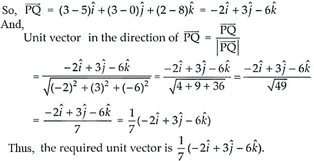 NCERT Exemplar Solutions Class 12 Mathematics Chapter 10 - 8