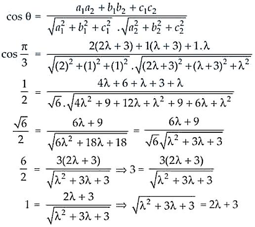 NCERT Exemplar Solutions Class 12 Mathematics Chapter 11 - 16