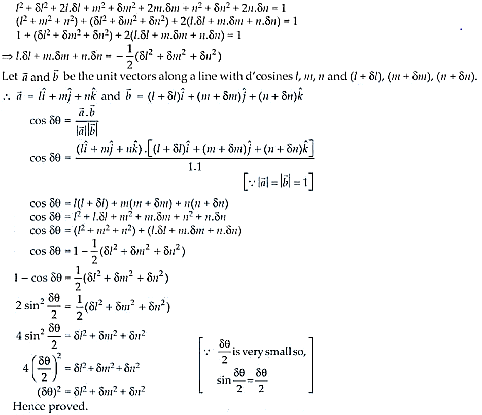 NCERT Exemplar Solutions Class 12 Mathematics Chapter 11 - 18