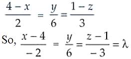 NCERT Exemplar Solutions Class 12 Mathematics Chapter 11 - 25