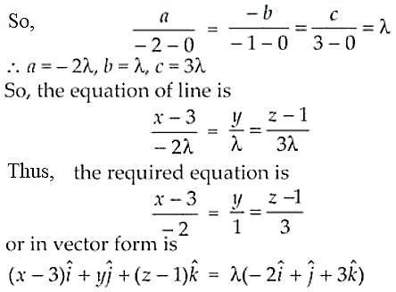 NCERT Exemplar Solutions Class 12 Mathematics Chapter 11 - 31