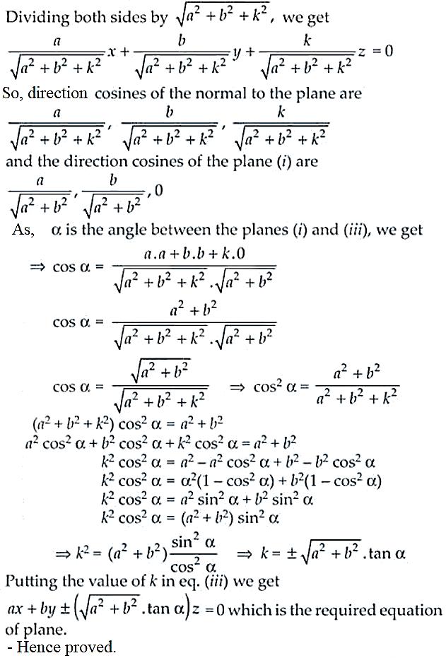 NCERT Exemplar Solutions Class 12 Mathematics Chapter 11 - 39
