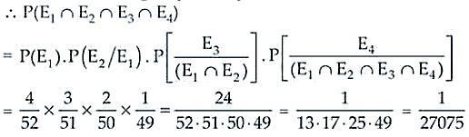 NCERT Exemplar Solutions Class 12 Mathematics Chapter 13 - 13