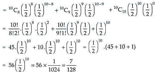 NCERT Exemplar Solutions Class 12 Mathematics Chapter 13 - 14