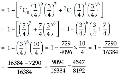 NCERT Exemplar Solutions Class 12 Mathematics Chapter 13 - 15