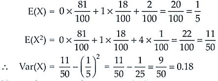 NCERT Exemplar Solutions Class 12 Mathematics Chapter 13 - 18