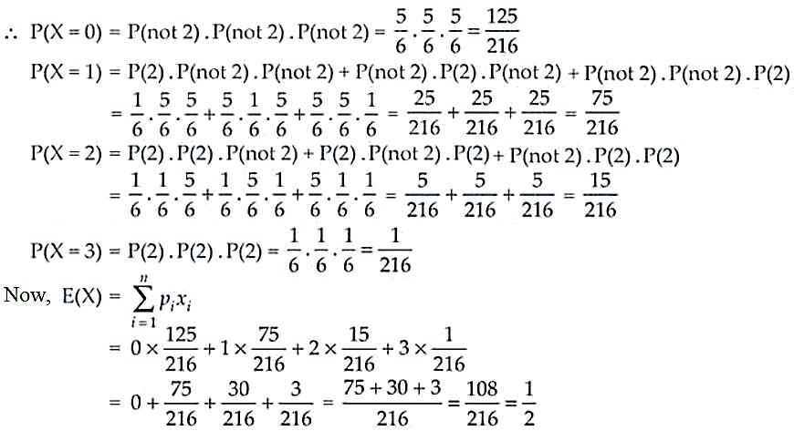 NCERT Exemplar Solutions Class 12 Mathematics Chapter 13 - 19