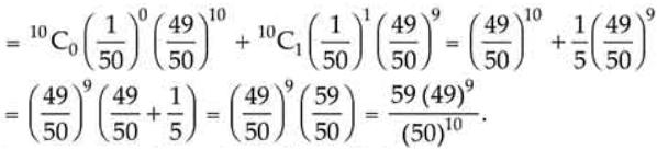 NCERT Exemplar Solutions Class 12 Mathematics Chapter 13 - 23