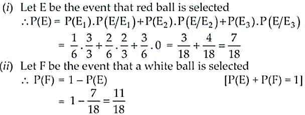 NCERT Exemplar Solutions Class 12 Mathematics Chapter 13 - 30