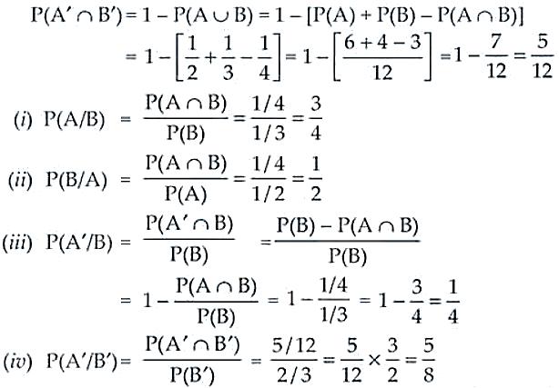 NCERT Exemplar Solutions Class 12 Mathematics Chapter 13 - 6