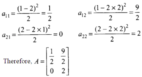 NCERT Exemplar Solutions Class 12 Mathematics Chapter 3 - 2