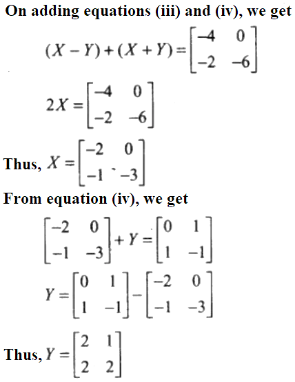 NCERT Exemplar Solutions Class 12 Mathematics Chapter 3 - 36