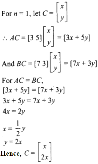 NCERT Exemplar Solutions Class 12 Mathematics Chapter 3 - 37