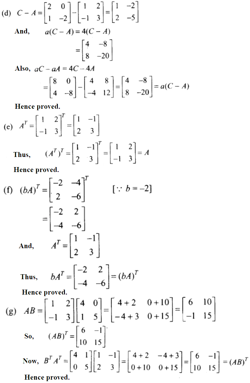 NCERT Exemplar Solutions Class 12 Mathematics Chapter 3 - 61