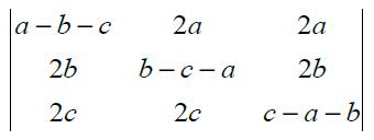 NCERT Exemplar Solutions Class 12 Mathematics Chapter 4 - 12
