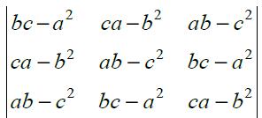 NCERT Exemplar Solutions Class 12 Mathematics Chapter 4 - 51