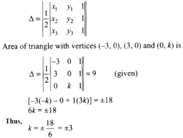 NCERT Exemplar Solutions Class 12 Mathematics Chapter 4 - 59
