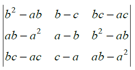 NCERT Exemplar Solutions Class 12 Mathematics Chapter 4 - 60
