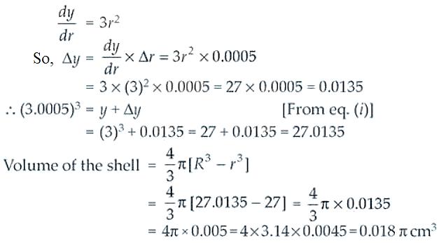 NCERT Exemplar Solutions Class 12 Mathematics Chapter 6 - 11