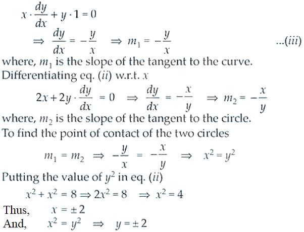 NCERT Exemplar Solutions Class 12 Mathematics Chapter 6 - 21