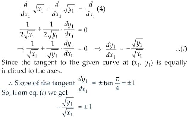 NCERT Exemplar Solutions Class 12 Mathematics Chapter 6 - 22
