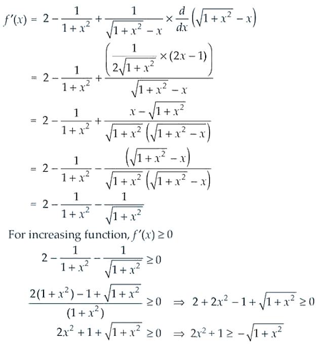 NCERT Exemplar Solutions Class 12 Mathematics Chapter 6 - 28