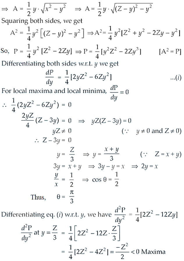 NCERT Exemplar Solutions Class 12 Mathematics Chapter 6 - 35