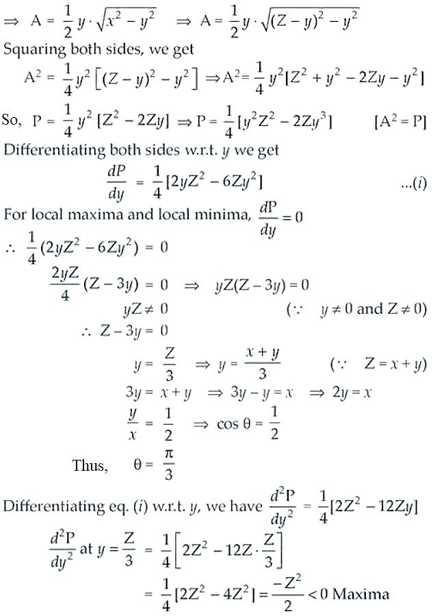 NCERT Exemplar Solutions Class 12 Mathematics Chapter 6 - 36