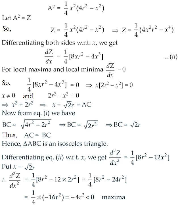 NCERT Exemplar Solutions Class 12 Mathematics Chapter 6 - 48