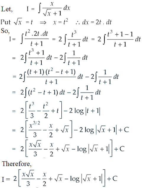 NCERT Exemplar Solutions Class 12 Mathematics Chapter 7 - 21
