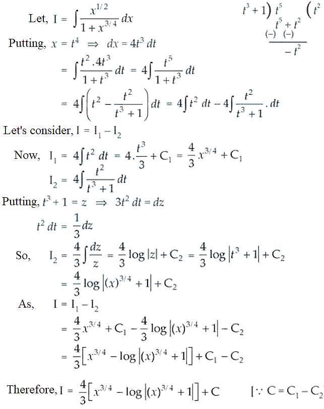 NCERT Exemplar Solutions Class 12 Mathematics Chapter 7 - 27