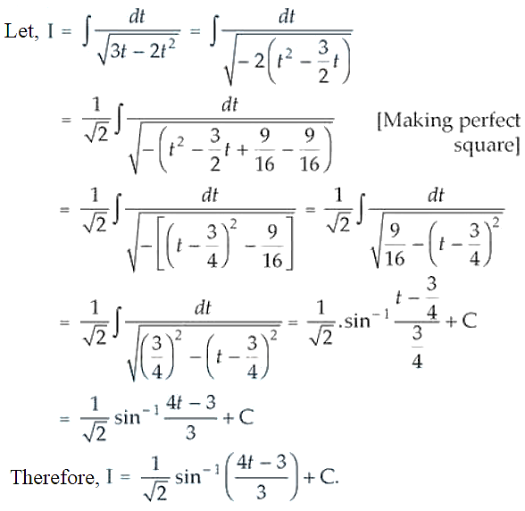 NCERT Exemplar Solutions Class 12 Mathematics Chapter 7 - 33