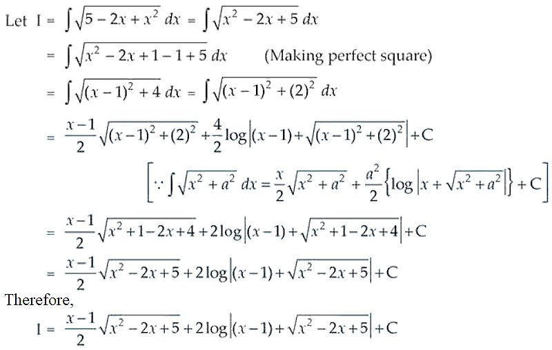 NCERT Exemplar Solutions Class 12 Mathematics Chapter 7 - 39