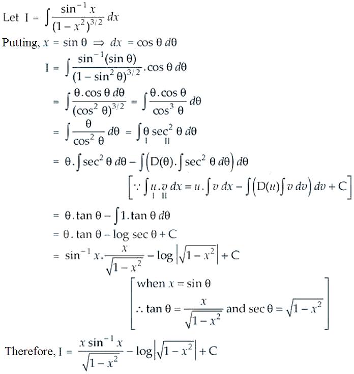 NCERT Exemplar Solutions Class 12 Mathematics Chapter 7 - 49