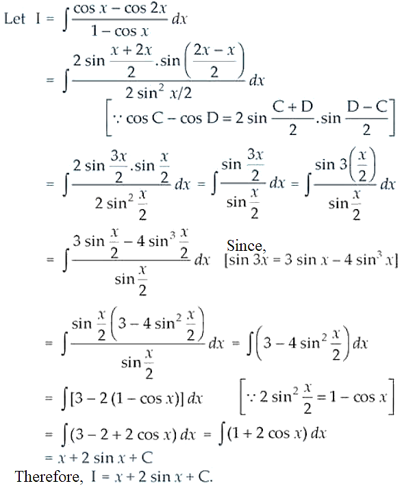 NCERT Exemplar Solutions Class 12 Mathematics Chapter 7 - 59