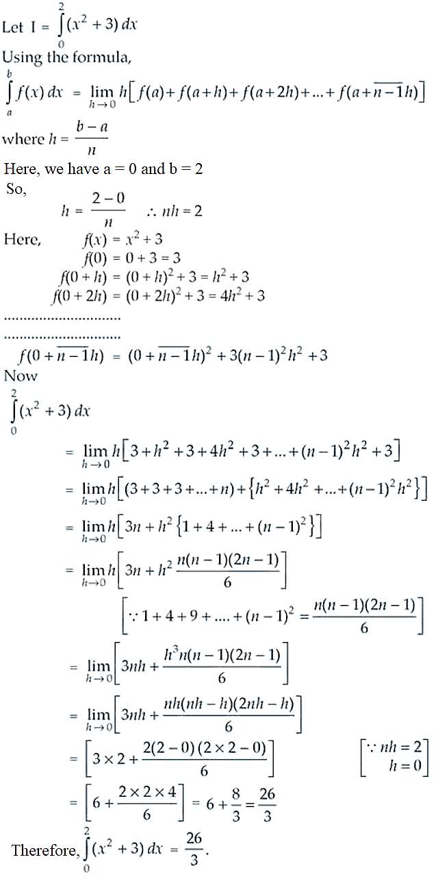 NCERT Exemplar Solutions Class 12 Mathematics Chapter 7 - 64
