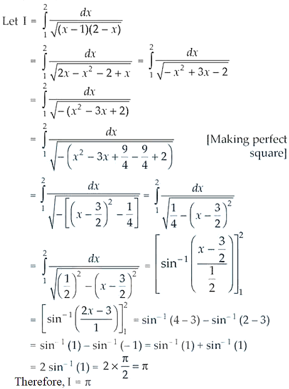 NCERT Exemplar Solutions Class 12 Mathematics Chapter 7 - 73