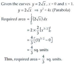 NCERT Exemplar Solutions Class 12 Mathematics Chapter 8 - 17