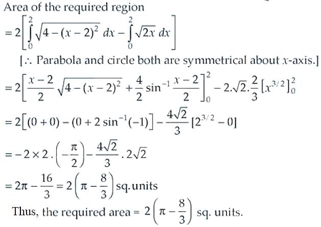 NCERT Exemplar Solutions Class 12 Mathematics Chapter 8 - 34