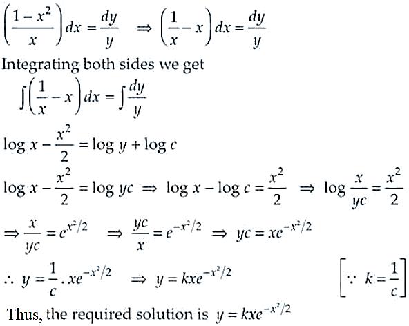 NCERT Exemplar Solutions Class 12 Mathematics Chapter 9 - 15